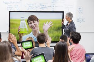 Teaching & Technology